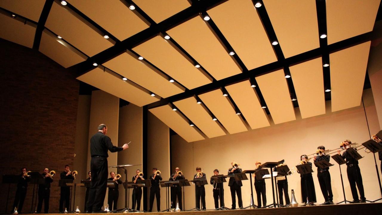 WMU Trombone Choir Concert