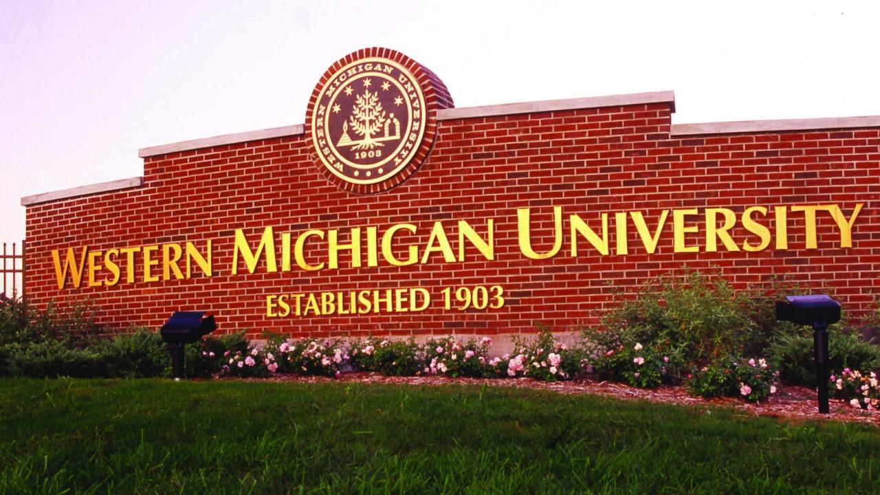 WMU entrance