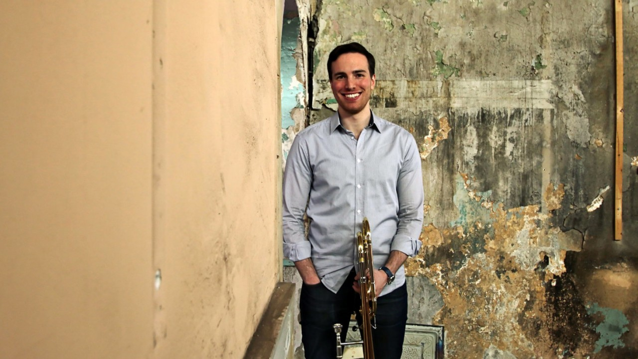 David Binder, trombone