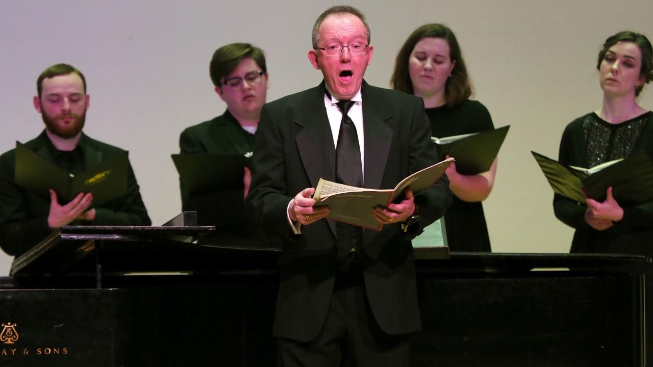 Professor Ken Prewett