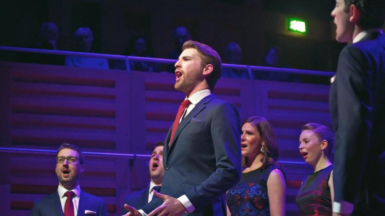 Blake Morgan, tenor