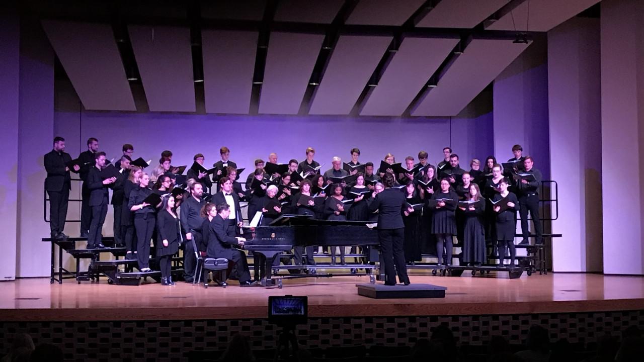 WMU Campus Choir