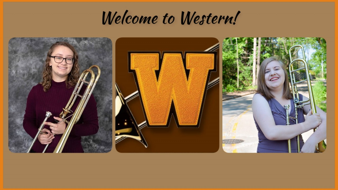 Entering trombone students