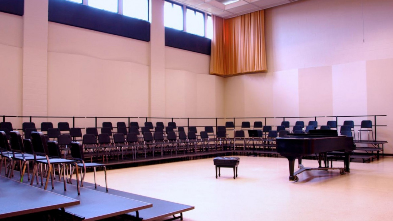 Choral Rehearsal Room