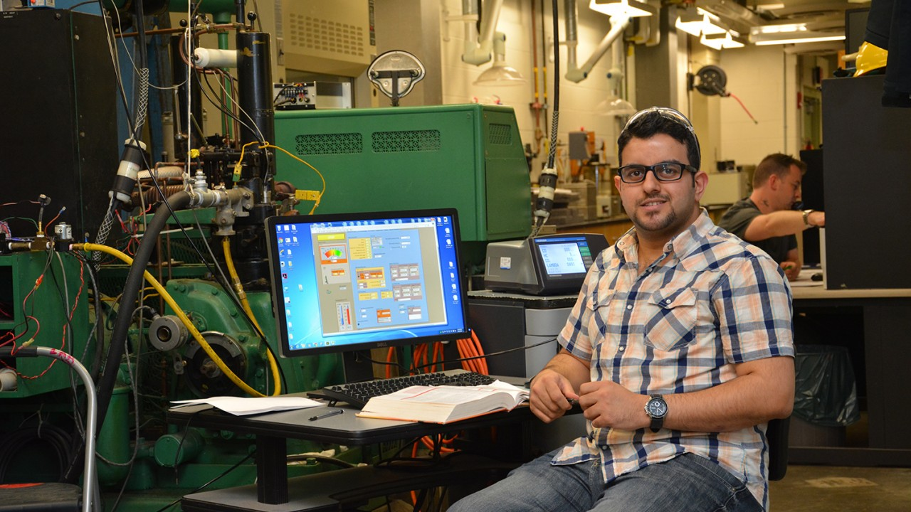 Auto lab upgrades make it a premier teaching and research facility