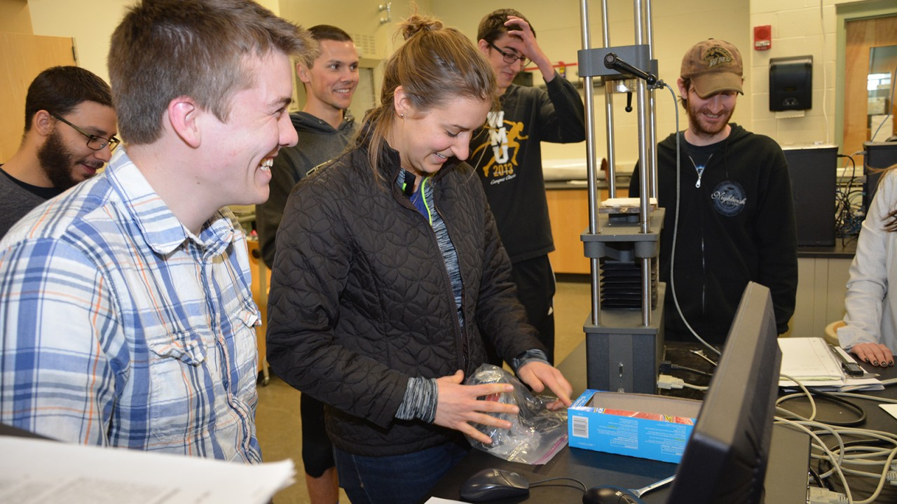 WMU College of Engineering and Applied Sciences Accelerated Programs