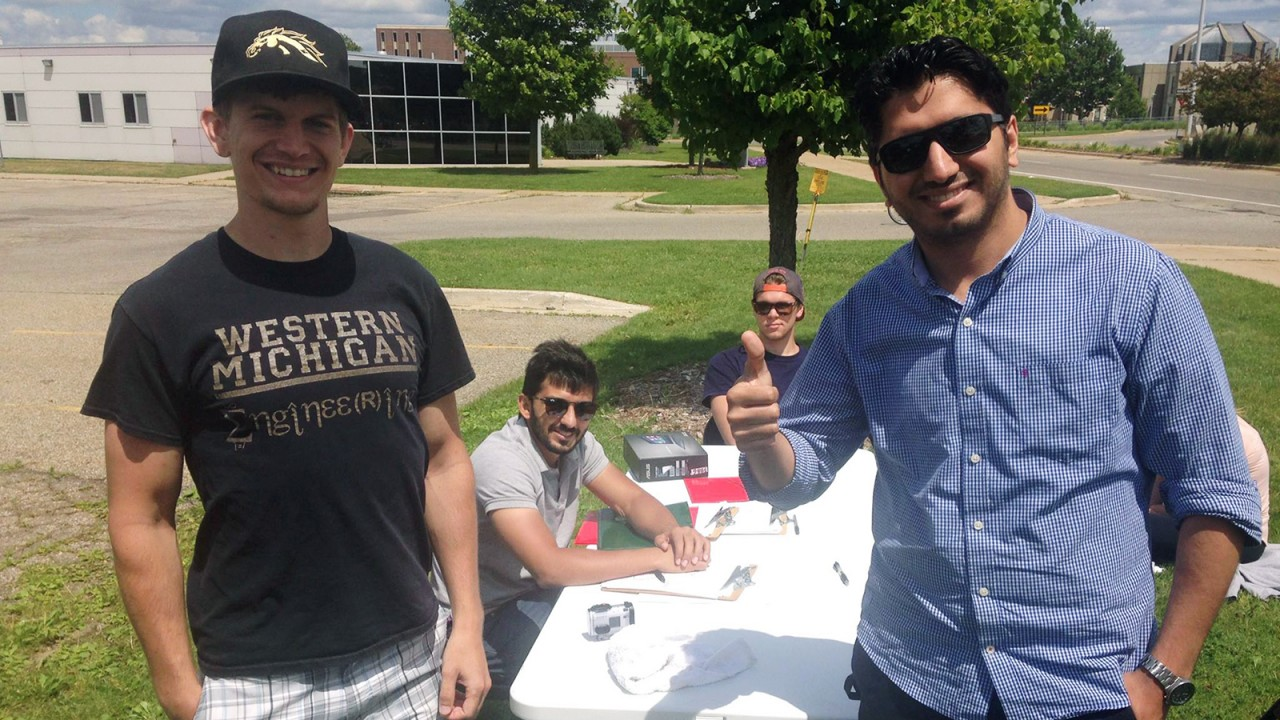 WMU College of Engineering and Applied Sciences Masters Programs