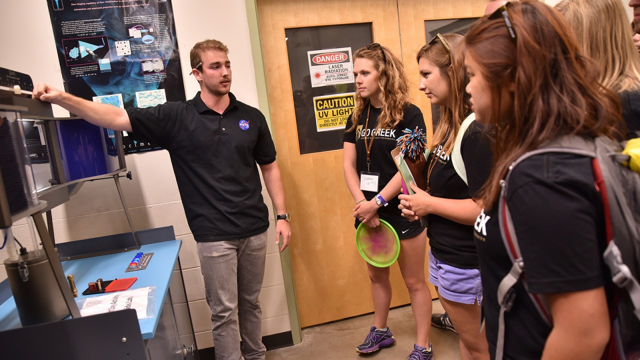 WMU College of Engineering and Applied Sciences Undergraduate Programs