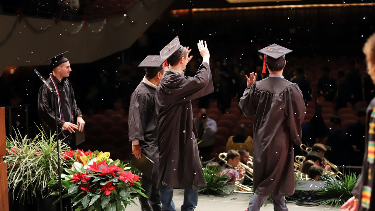 WMU Commencement will be held Saturday, December 14, 2019