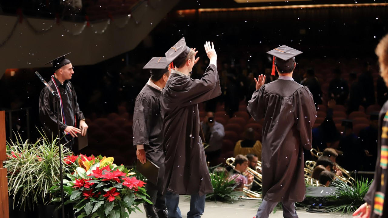 WMU Commencement will be held Saturday, April 27, 20019