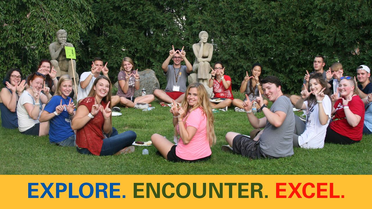 LHC picnice circle