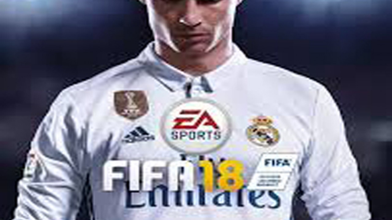 FIFA 18 cover image for XBox One cover
