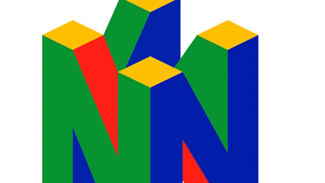 Nintendo 64 logo used for tournament advertising