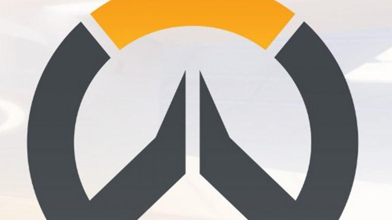 Logo for Overwatch game