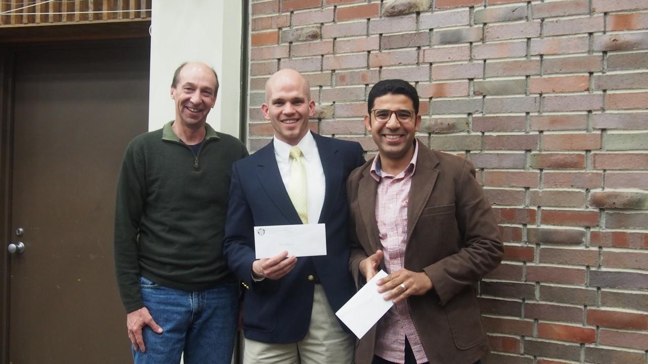 Neal Turluck and Karem Abdelmohsen