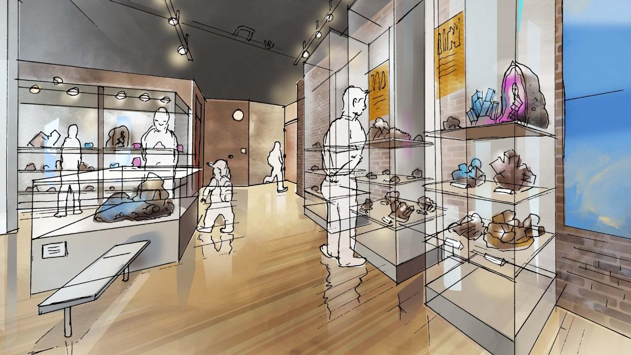 Museum renovation