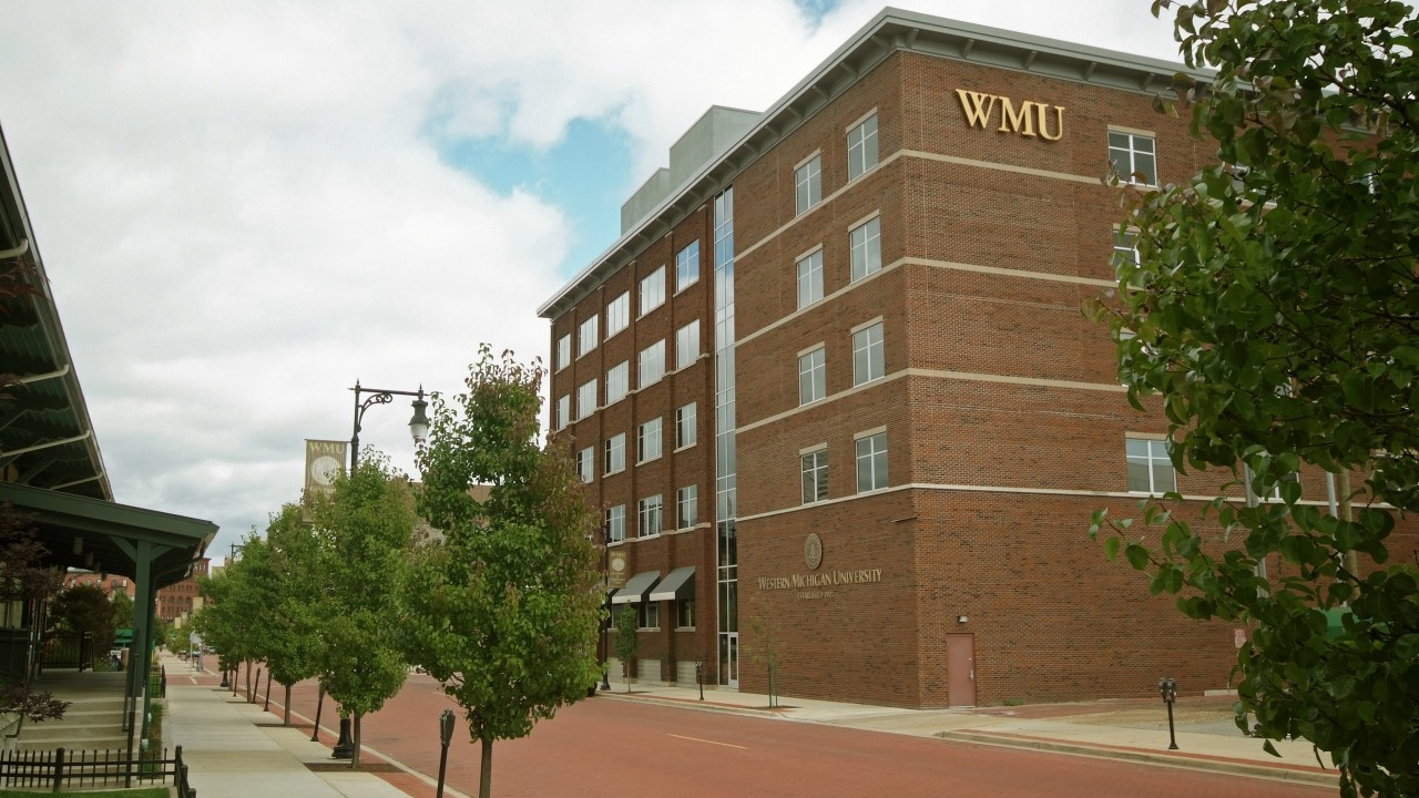 WMU-Grand Rapids downtown building