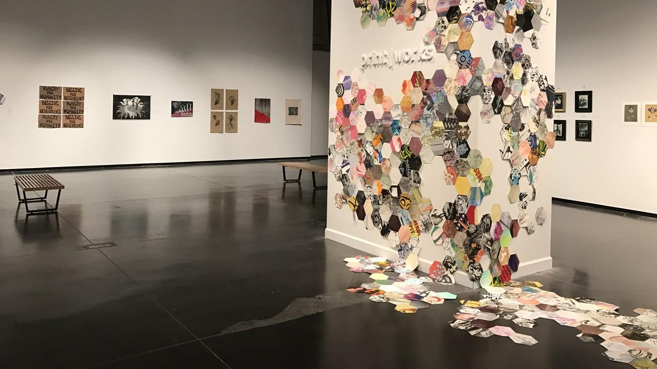 Printmedia Student Exhibition