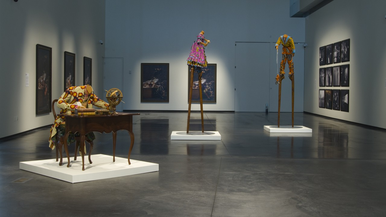 yinka SHONIBARE exhibition