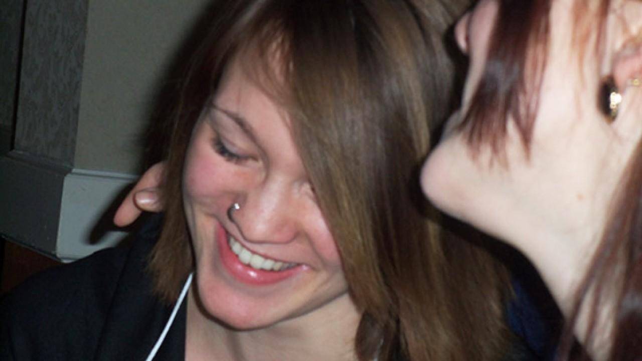 WMU student Jennifer N.