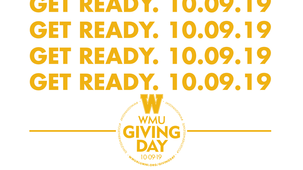 Get ready for Giving Day