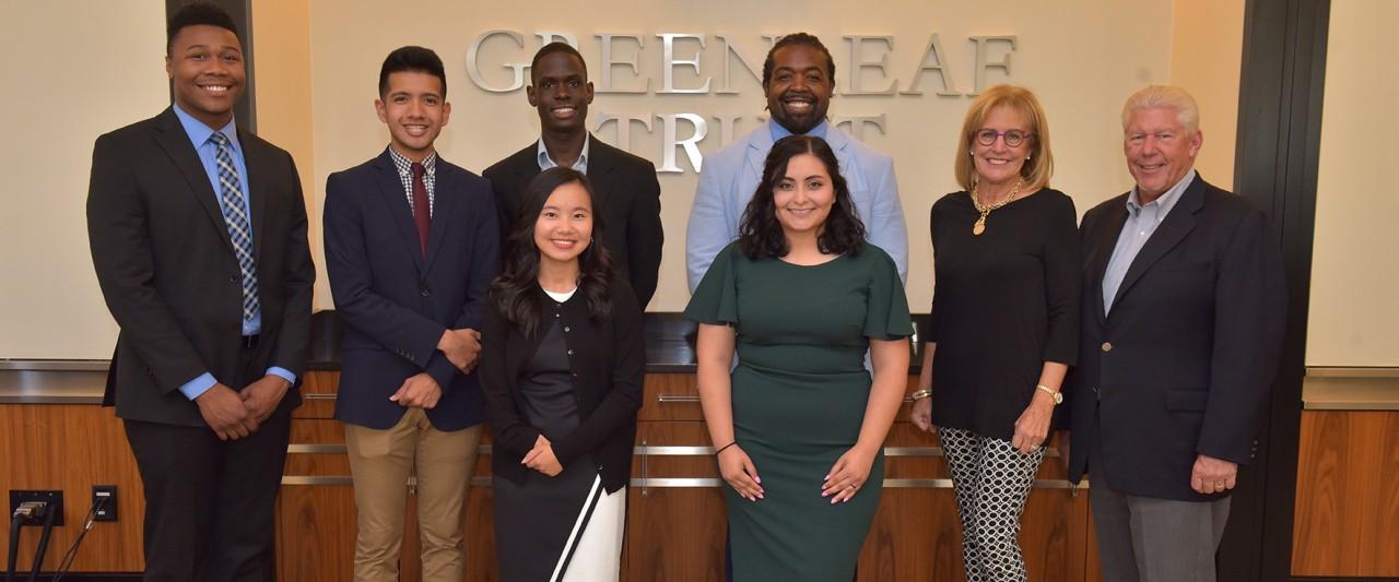 2019 Greenleaf Trust Scholars