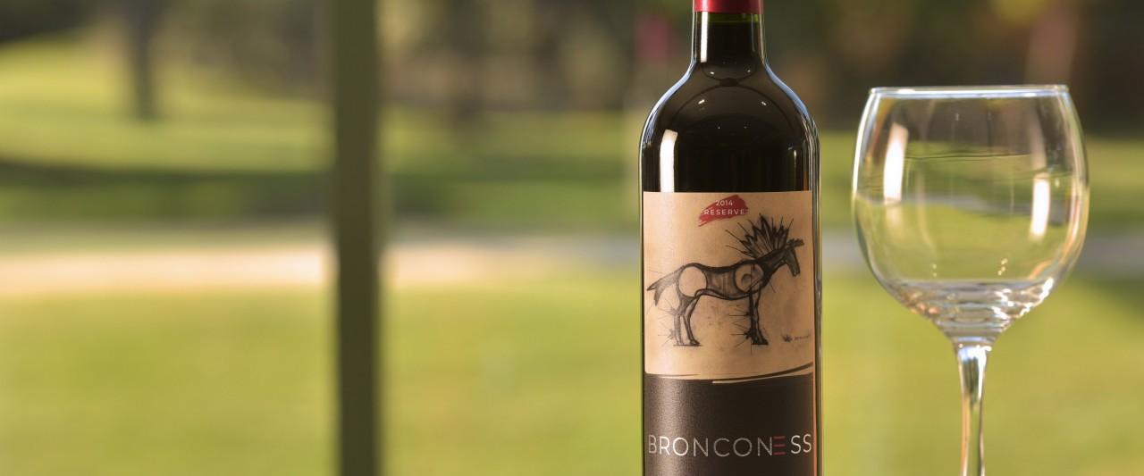 Bronconess wine