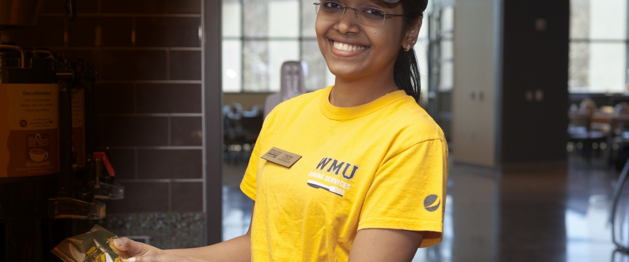 WMU Dining Services Student Employee