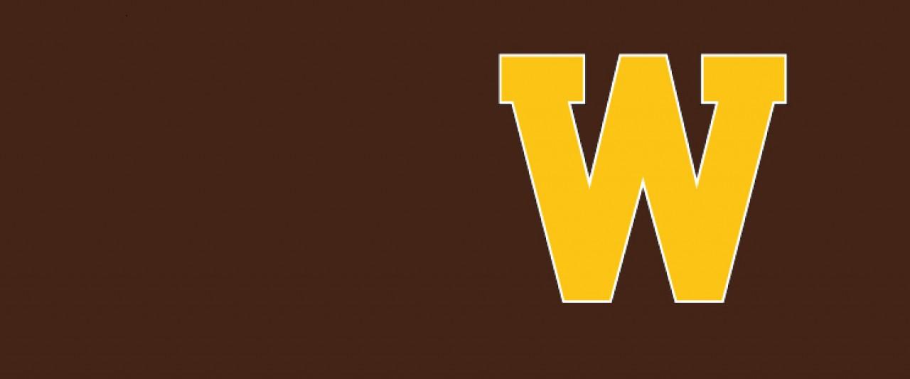 W logo in background