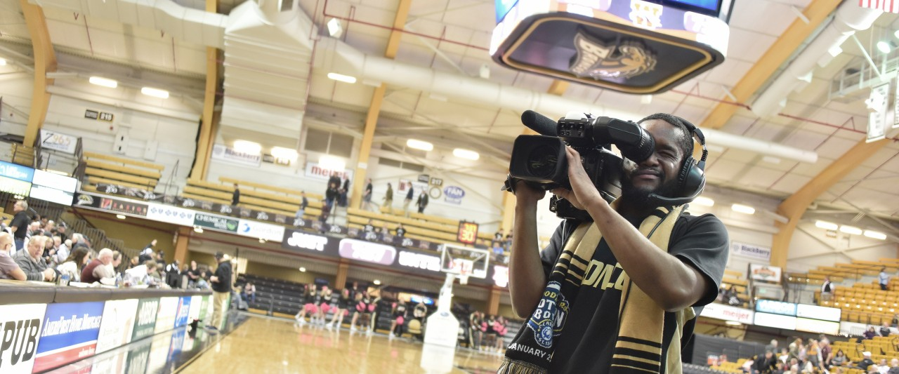Sports Media students get exposure with ESPN3