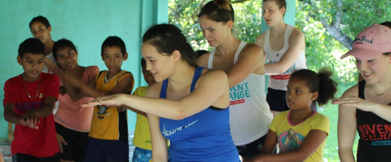Movement Exchange in Panama