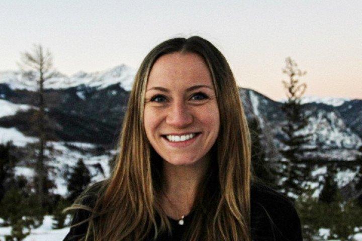 Pictured is Lauren Hillsburg.