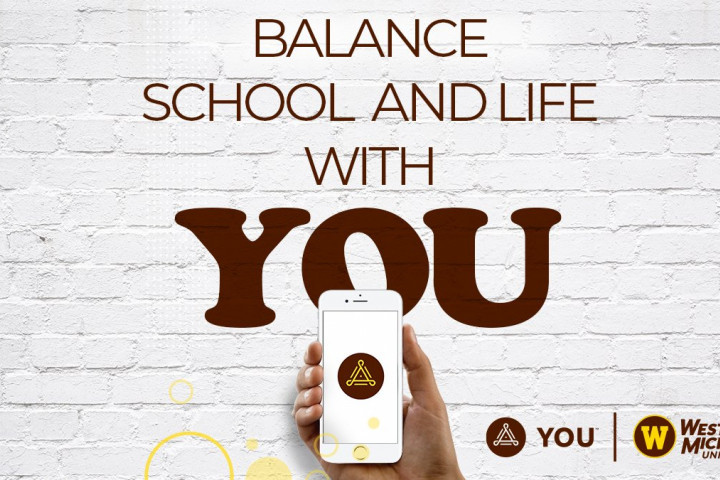 Balance school and life with you