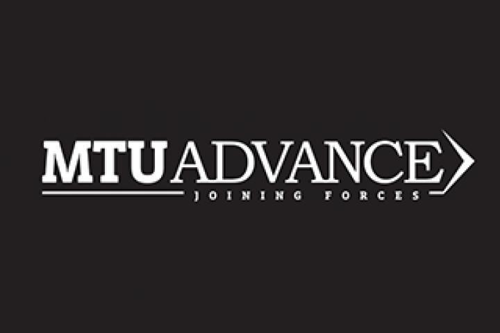 MTU ADVANCE Joining Forces logo