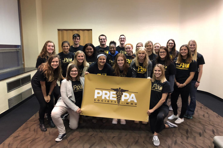 2018 Pre-PA students