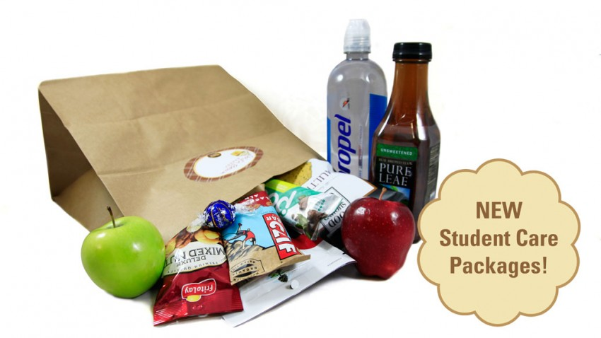 New student care packages