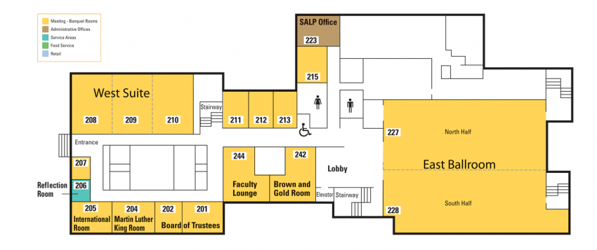 pics for gt administration office floor plan