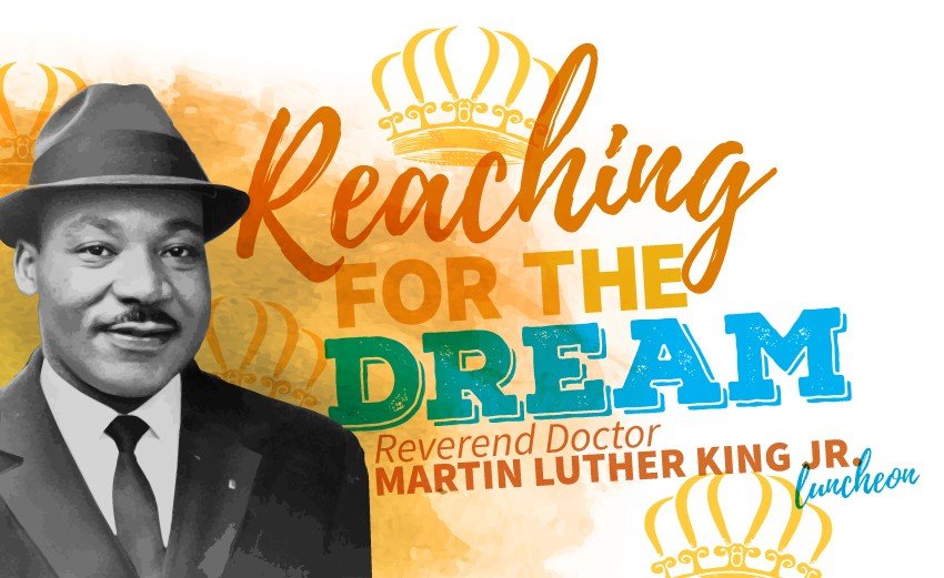Reverend Doctor Martin Luther King Jr. luncheon