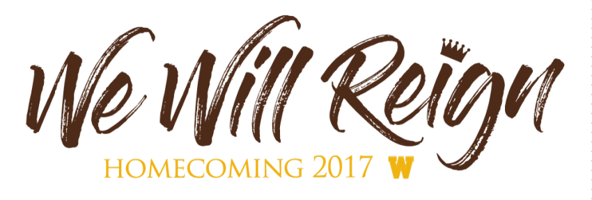 We Will Reign: Homecoming 2017