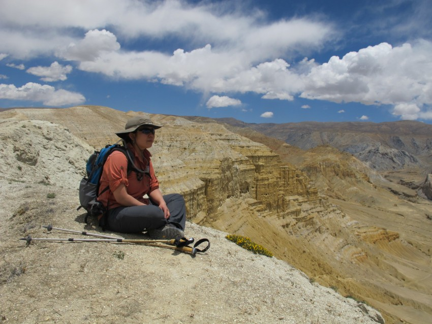 ancient nepalese caves attract attention of wmu bioarchaeologist, Skeleton