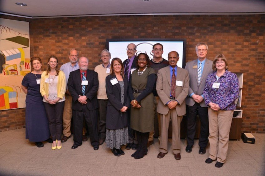 2013-14 CAS faculty and staff award winners