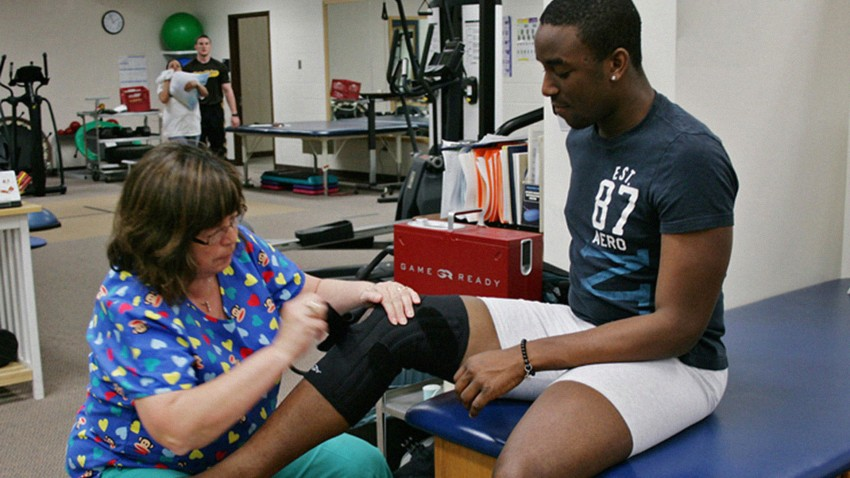 Sports Medicine and Physical Therapy | Sindecuse Health Center ...