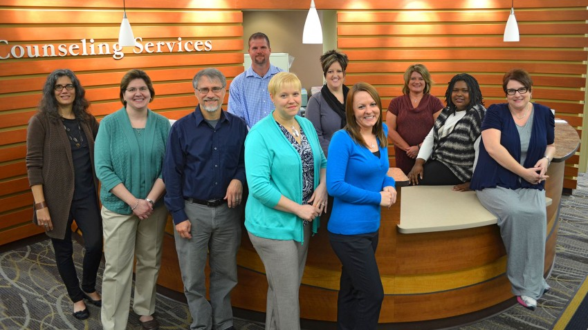 photo of counseling services staff