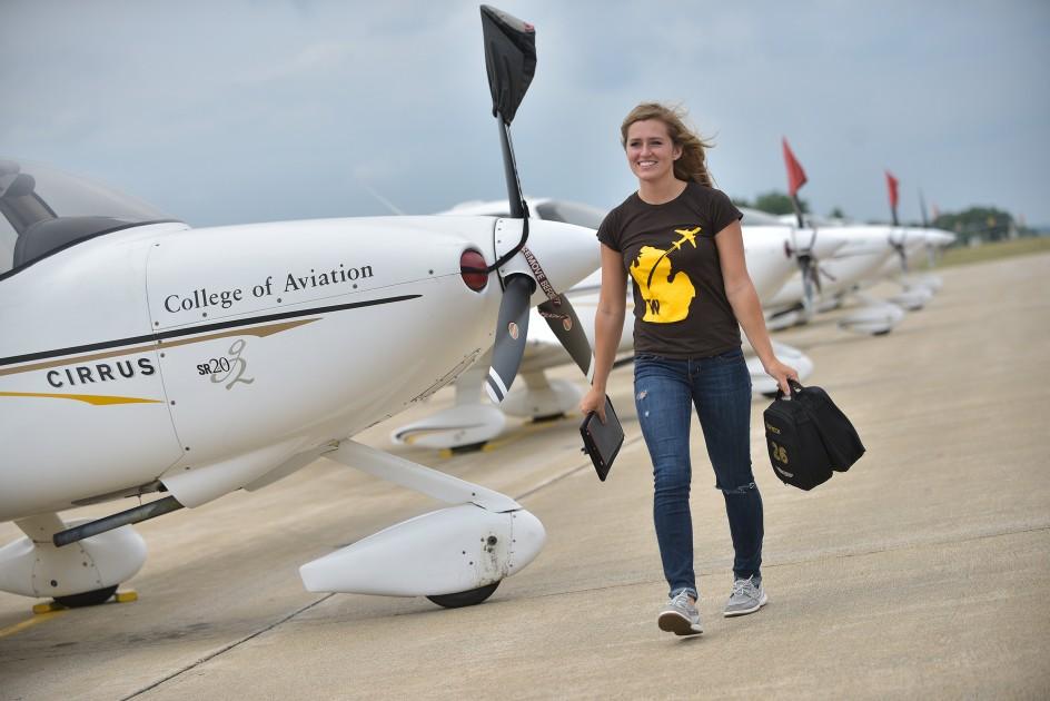 College Of Aviation Western Michigan University