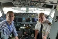 WMU Aviation Flight Science Alumni Patrick Allen