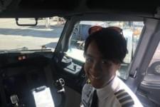 WMU Aviation Flight Science Alumna Monique Grayson