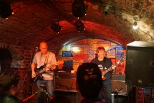 Performers at the Cavern Club