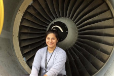 WMU Aviation Maintenance Alumni Simi Razvi