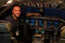 WMU Aviation Flight Science Alumni Josh Blain