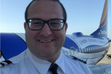 Southwest Airlines First Officer Jonathan Miller